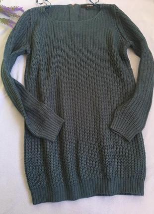 Удлинённый свитер, туника tally weijel