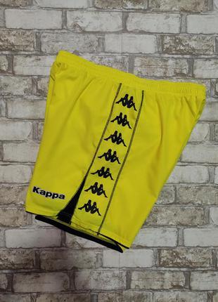Шорты kappa x adidas bvb карго  спортивные