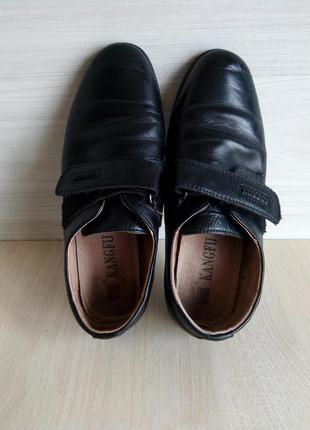 Осенние туфли-мокасины kangfu, 38/39, 39, 39/40, 40 р. (26,2 см)