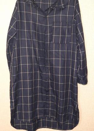 Платье-рубашка, 50-52