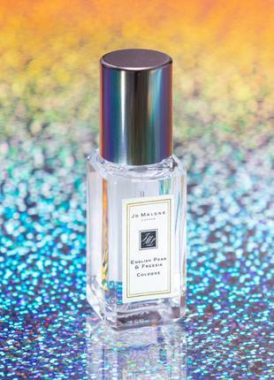 🍐 духи jo malone цветочный аромат english pear & freesia нишевый парфюм