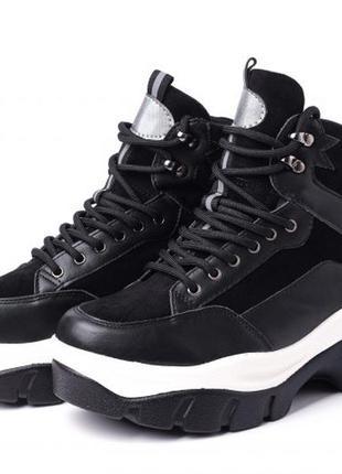 Женские деми ботинки 🍂осень