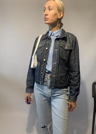 Джинсовая куртка, джинсовка tommy hilfiger