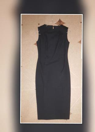 Вечернее платье чехол zara