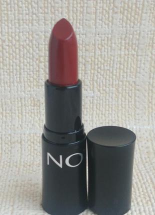 Матовая губная помада note mattemoist lipstick тон 307 dark vine