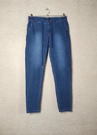 Трикотажные брюки штаны джинсы