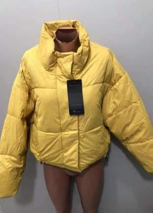 Куртка пуховичок осінь зима