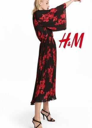H&m платье h&m