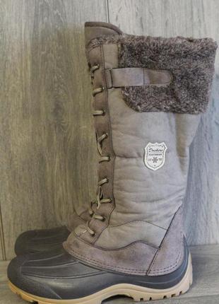 Термо сапоги женские, зимние, dockers footwear 38-39 разм италия