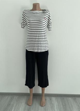 Пижама, домашний костюм. футболка и кюлоты esmara