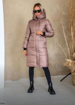 Куртка с капюшоном , теплая куртка , осенняя куртка