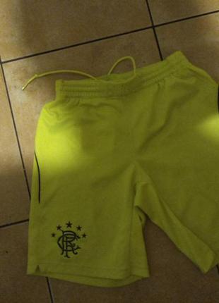 Футбольные шорты на мальчика
