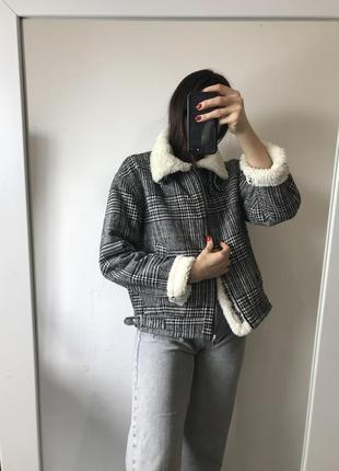Куртка бомбер куртка-авиатор зимняя куртка женская тёплая куртка женская куртка в клетку дублёнка женская шуба женская куртка осенняя тёплая