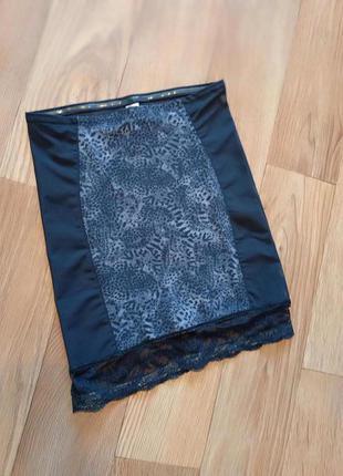 Triumph lovely sensation skirt моделирующее белье юбка утяжка