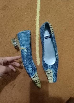 Туфли baldan venezia натуральная кожа