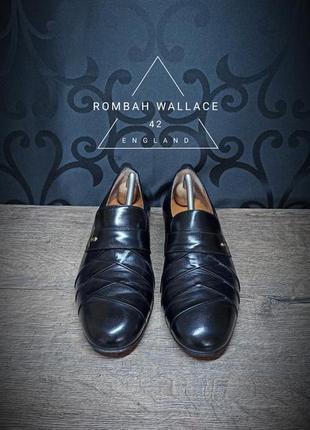 Лоферы rombah wallace 42p (27.5cm) england