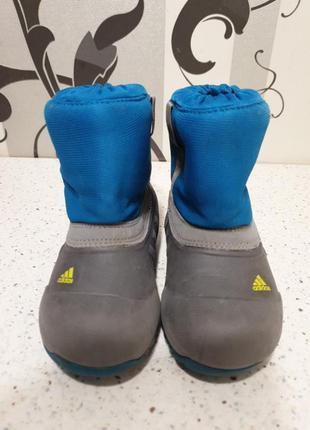 Adidas сапоги