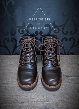 Ботинки josef seibel 44p (28.5) germany
