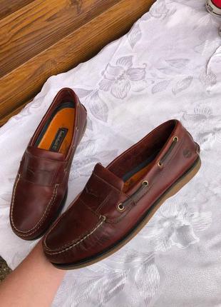 Топсайдери timberland топсайдеры туфли слипони