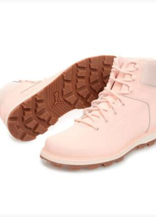 Ботинки puma desierto fun pink