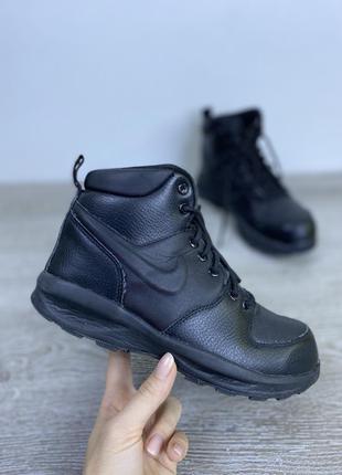 Шикарные качественные ботинки nike manoa
