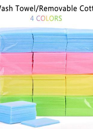 Безворсовые салфетки для маникюра ~650шт. в упаковке