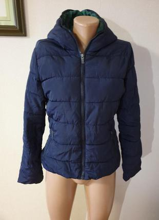 Куртка парка zara 44 размер