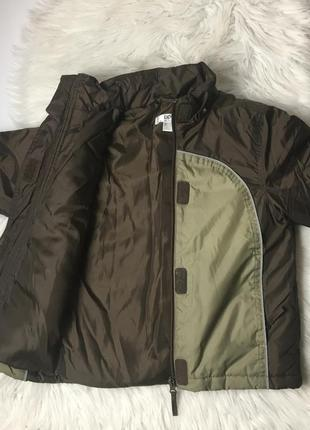 Куртка для хлопчика, тепла курточка, демісезонна куртка осінь/зима