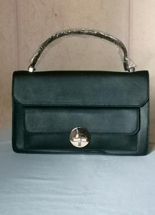 Новая стильная сумка - портфельчик кросс-боди через плечо или в руках