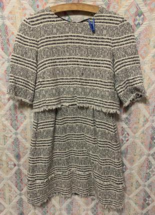 Интересное платье от zara