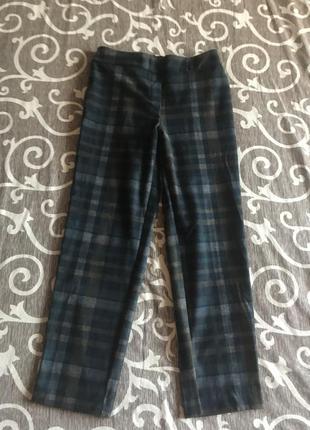 Суперовые шерстяные брюки