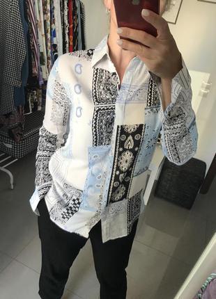 Короткая рубашка