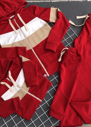 Фемілі лук мама син або мама донька спортивні костюми