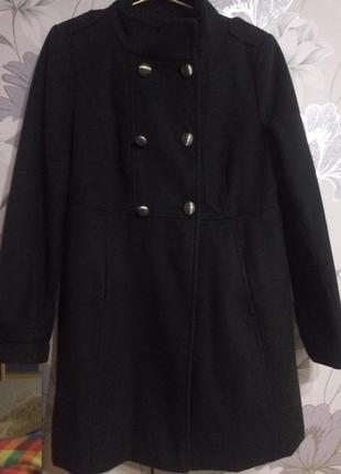 Тёплое пальто осень - зима