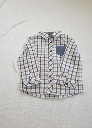 Рубашка для мальчика  3 лет