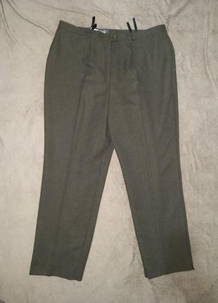 Классические женские штаны большой размер