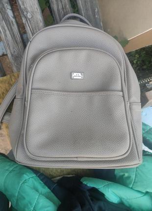 Рюкзак кожаный (кожзам)