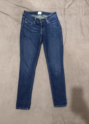 Женские джинсы скинни узкачи супер стрейч levis