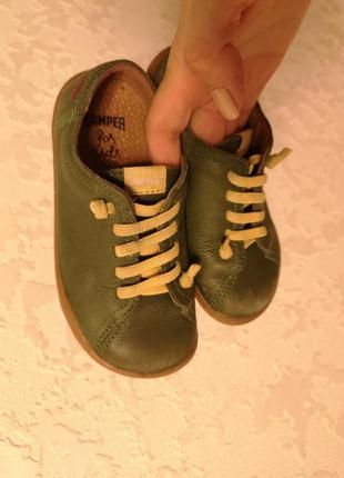 Туфли кеды  camper