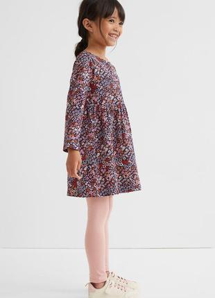 Платье h&m размеры на 6-10 лет коллекция осень 2021