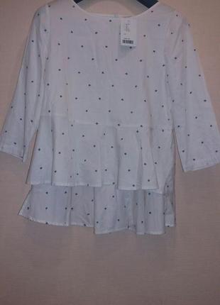 Рубашка maeve, размер 14.