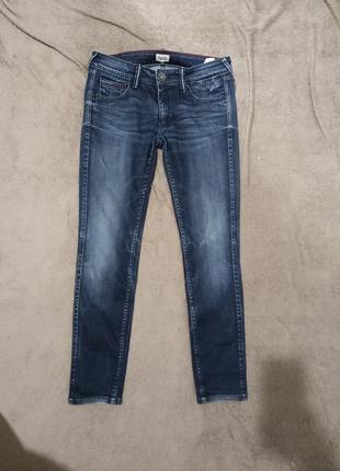Крутые женские джинсы  hilfiger