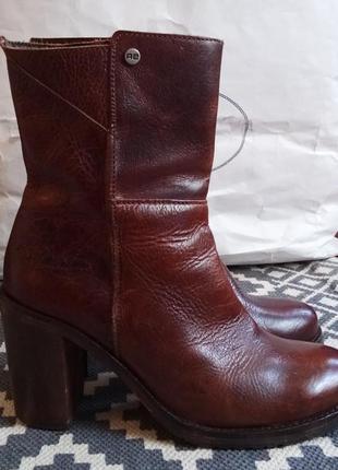 Rehab: шикарные кожаные ботинки