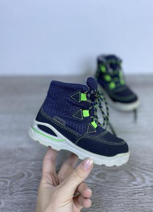 Мягкие и очень тёплые ботиночки  ricosta