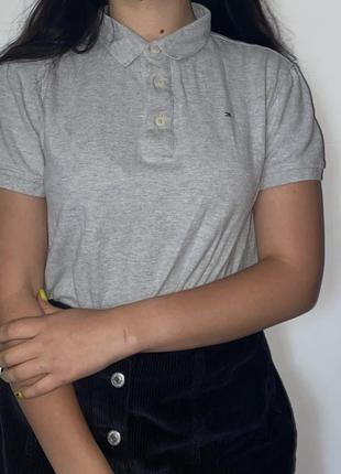 Поло  tommy hilfiger /футболка