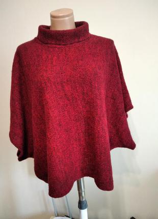 Женский трендовый свитер оверсайз. италия.