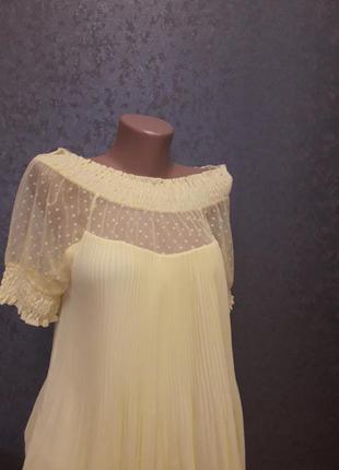Легкая блуза разлетайка
