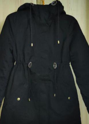 Куртка парка от h&m