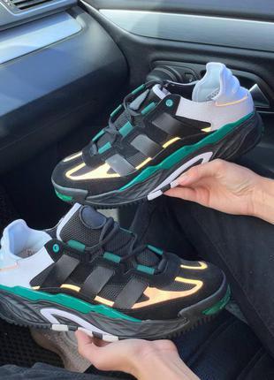 Женские / мужские кроссовки adidas niteball унисекс