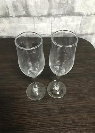 Два бокала за 55 грн